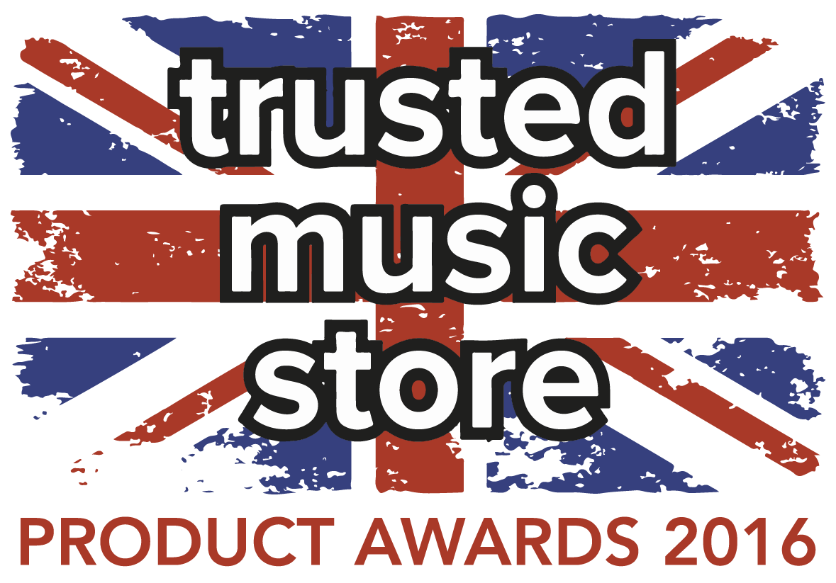 Wins for Revstar Electric Guitars & YEV Series Electric Violins at the Trusted Music Store Awards 2016