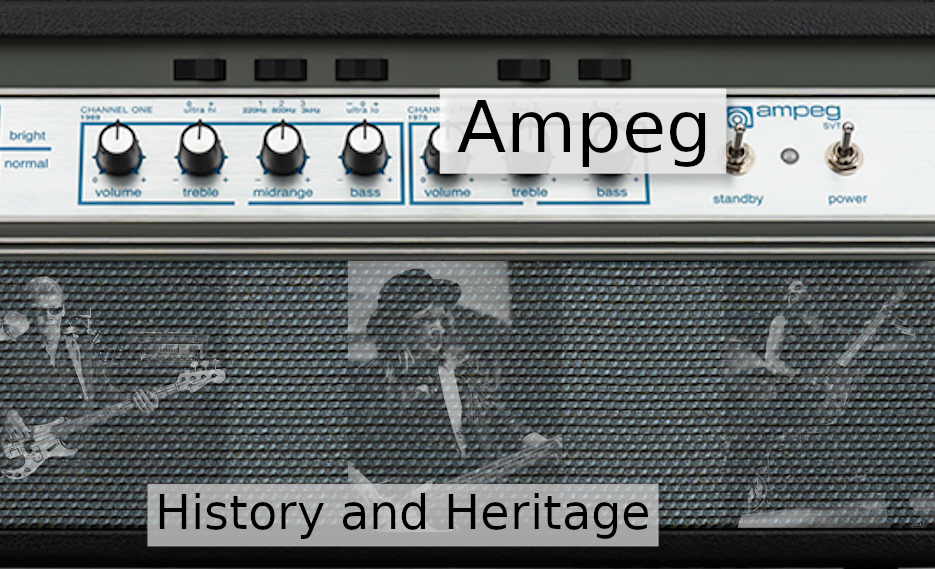 The History Of Ampeg