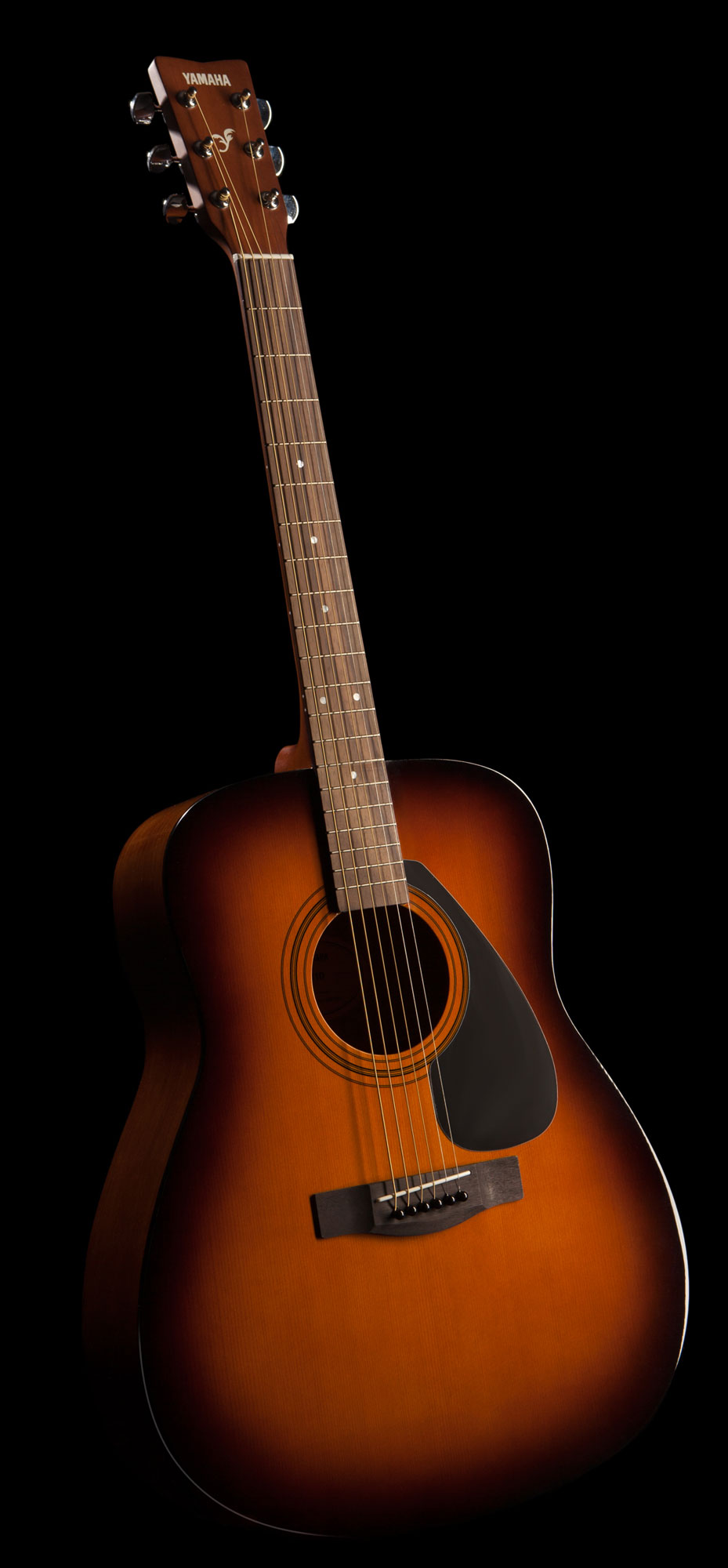 F310 Acoustic Guitar In Tobacco Brown Sunburst Finish