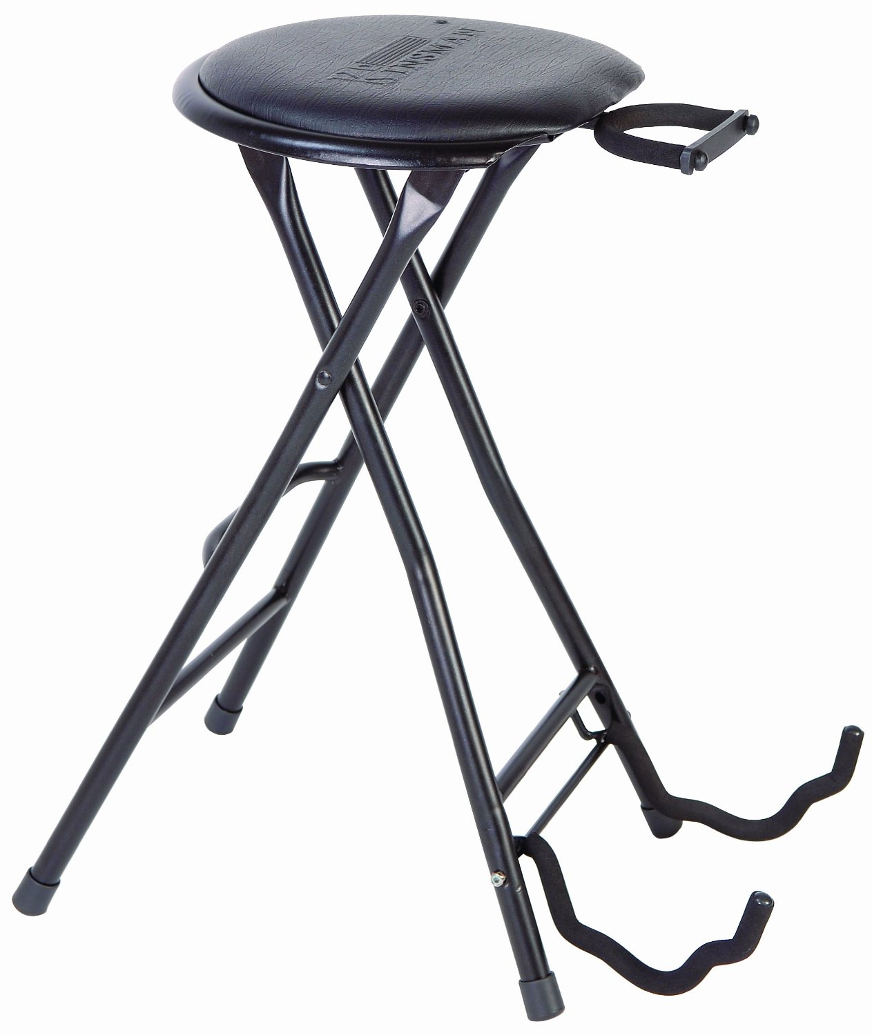 Swell Guitarists Dual Stool Combination Instrument Stand And Stool Squirreltailoven Fun Painted Chair Ideas Images Squirreltailovenorg