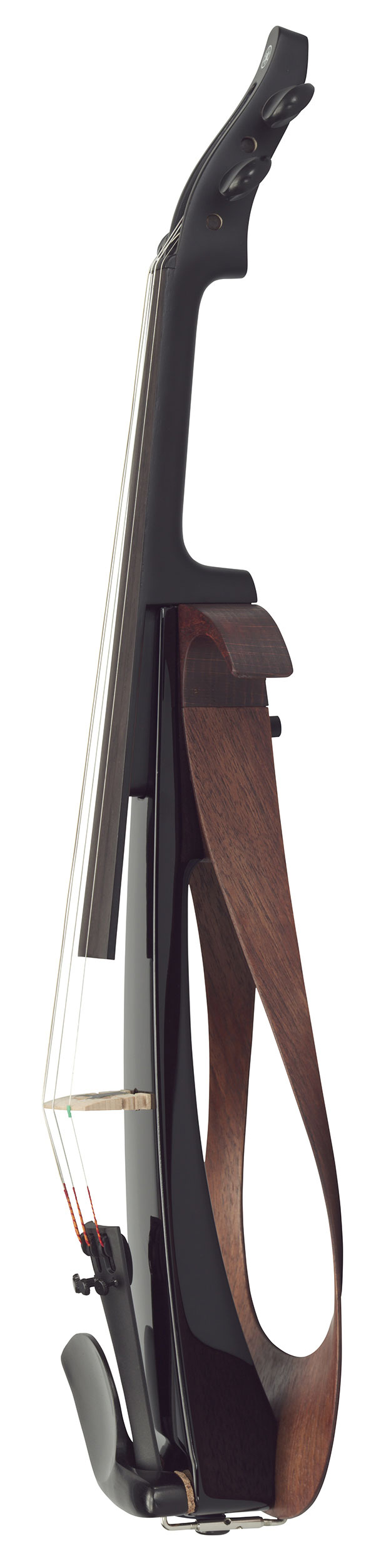 Yamaha Yev 104 Electric Violin Full Size Four String Violin In Black Finish Yamaha Music London
