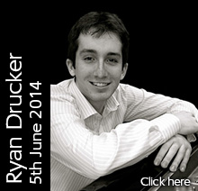 Ryan Drucker - 5th June 2014 - Click here...