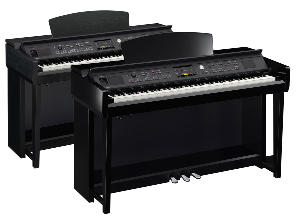 Yamaha cvp 605 clavinova digital piano yamaha music for Yamaha clavinova price list