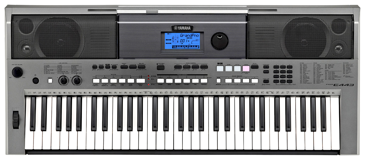 Yamaha psr-e443 digital keyboard review ios