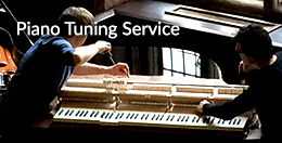 Piano Tuning Service - Click here
