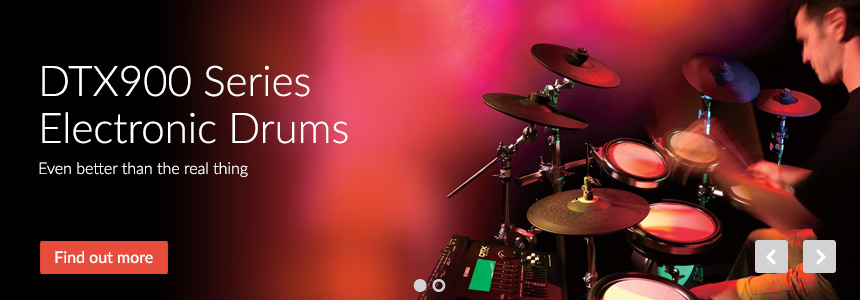 DTX Electronic Drum Kits | Yamaha Music London