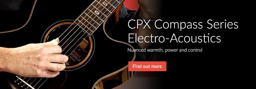 Electro Acoustic Guitars Yamaha Music London