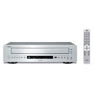 CD-C600 Five-Disc CD Changer/Player