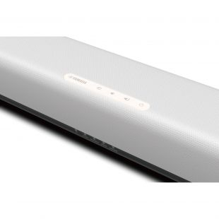 SR-C20A Compact Soundbar with built in subwoofer, Bluetooth and Clear Voice
