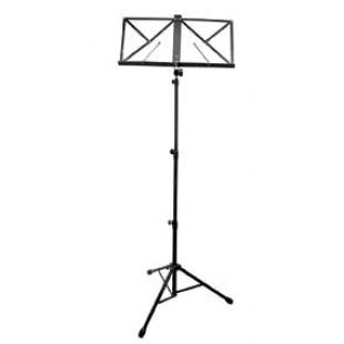 MS20BK Fold-up Sheet Music Stand in Bag