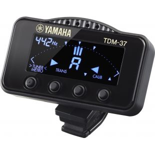TDM-37S Clip-On Tuner Metronome