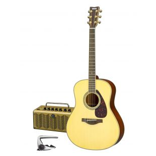 Deluxe LL6M ARE Electro-Acoustic Guitar Package
