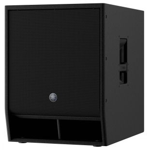 DXS15XLF-D Dante-Equipped Powered PA Subwoofer