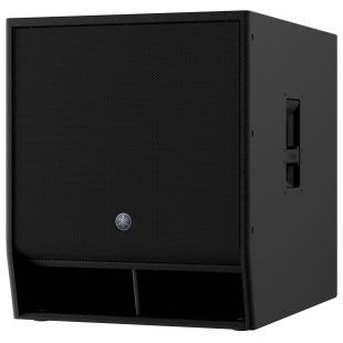 DXS18XLF-D Dante-Equipped Powered PA Subwoofer