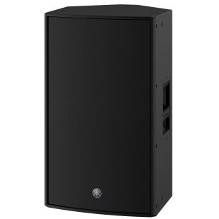 DZR15-D Dante-Equipped Powered PA Speaker