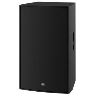 DZR315-D Dante-Equipped Powered PA Speaker