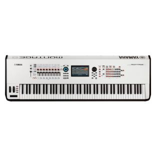 Montage 8 White Edition Synthesizer