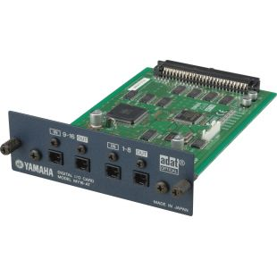 MY16-AT 16 Channel ADAT Interface Card