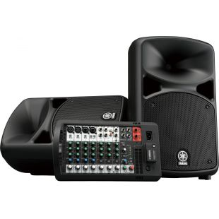 STAGEPAS 600BT All-In-One Portable PA System