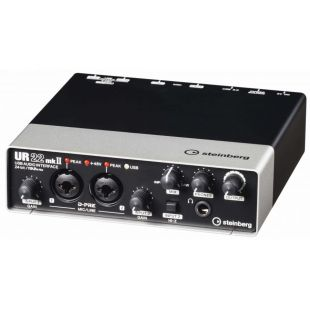 UR22 Mk II Audio/MIDI Interface