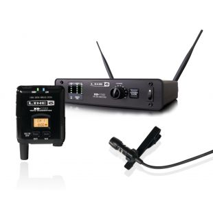 XD-V55L Wireless Lavalier Microphone System