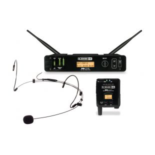 XD-V75HS Wireless Headset Microphone System