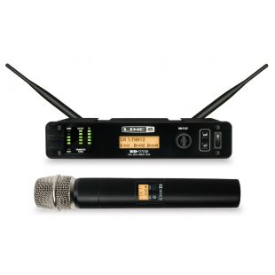 XD-V75 Wireless Microphone System