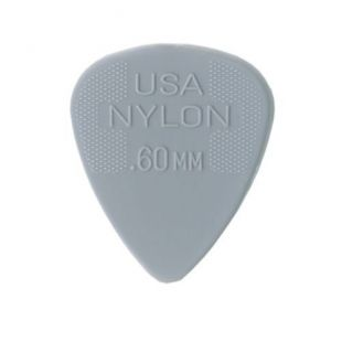 Nylon Standard Players Pack Plectrums, .60mm