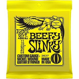 2627 Beefy Slinky Electric Guitar String Set