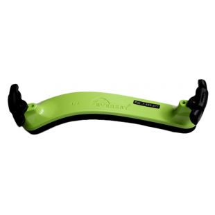 Violin Shoulder Rest 4/4 in Green