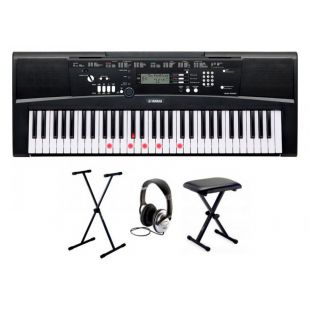 EZ-220 Light-Up Keyboard Beginner Package