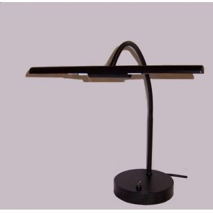 N800A Piano Lamp in Black