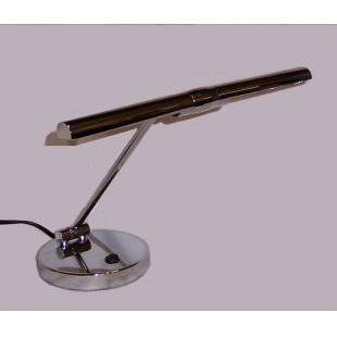 N800C Piano Lamp in Polished Chrome