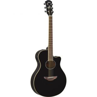 APX600 Electro-Acoustic Guitar In Black Finish