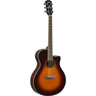 APX600 Electro-Acoustic Guitar In Old Violin Sunburst Finish