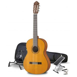 CG122MC Deluxe Classical Guitar Pack