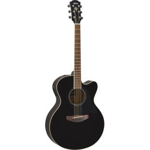 CPX600 Electro-Acoustic Guitar In Black Finish