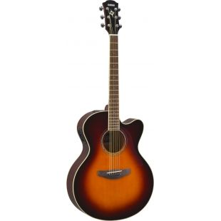 CPX600 Electro-Acoustic Guitar In Old Violin Sunburst Finish