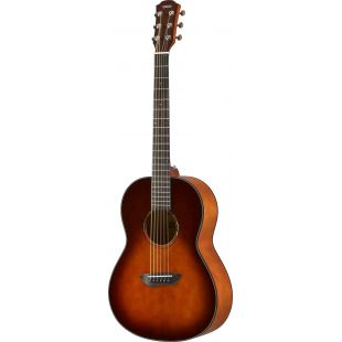 CSF1M Acoustic Guitar In Tobacco Brown Sunburst Finish