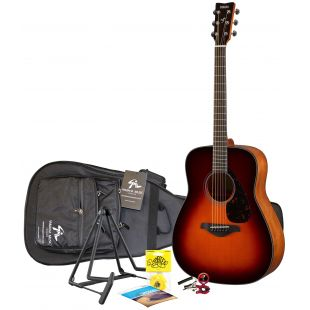 FG800 Acoustic Guitar package