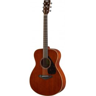 FS850 Natural acoustic guitar
