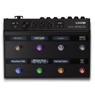 Helix HX Effects System