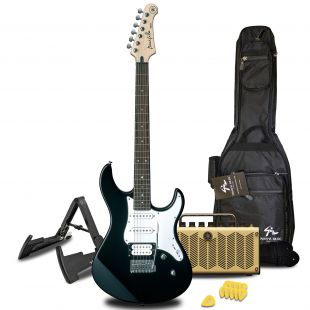 Pacifica 112V Electric Guitar & THR Amp Beginner Pack