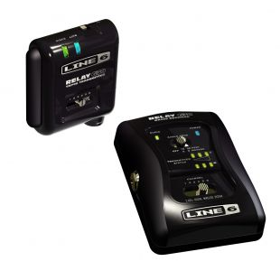 Relay G30 Wireless Guitar System