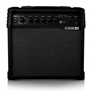 Spider V 20 Guitar Amp