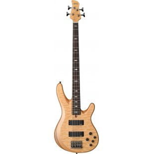 TRB-1004J 4-string bass guitar in Natural
