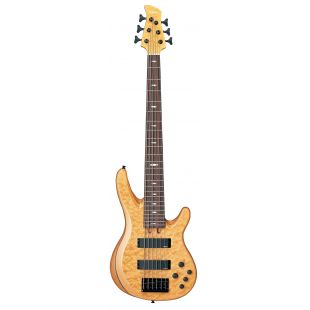 TRB-1006J 6-String Bass Guitar - Natural