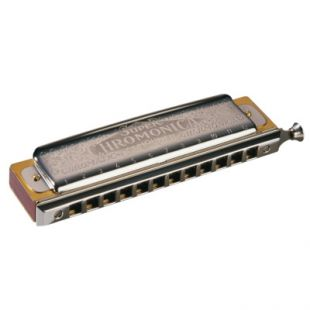 Chromonica 270/48 Chromatic Harmonica in C