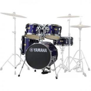 JK6F5 Manu Katché Junior Drum Shell Kit in Deep Violet Finish