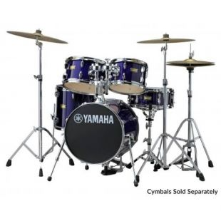 JK6F5 Manu Katché Junior Drum Kit in Deep Violet Finish